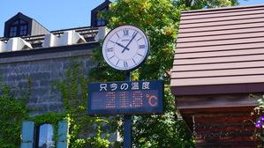 小樽の気温
