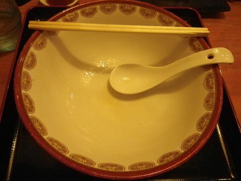 神楽(金沢)・神楽そば 完食完飲