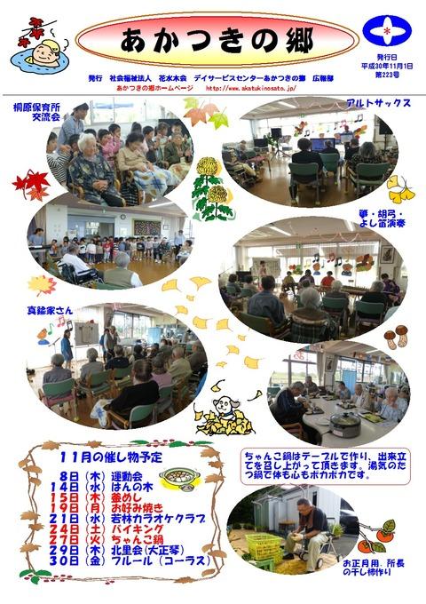 H30年度・広報11月号(自体明朝PsP)