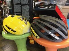 レーザーヘルメット