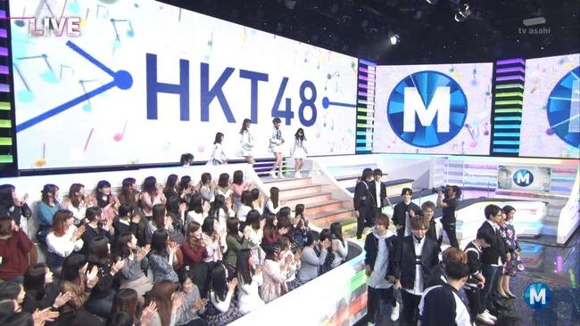【悲報】HKT48兒玉遥さんがMステに出ていない!【AKB48はるっぴ】【ミュージックステーション】