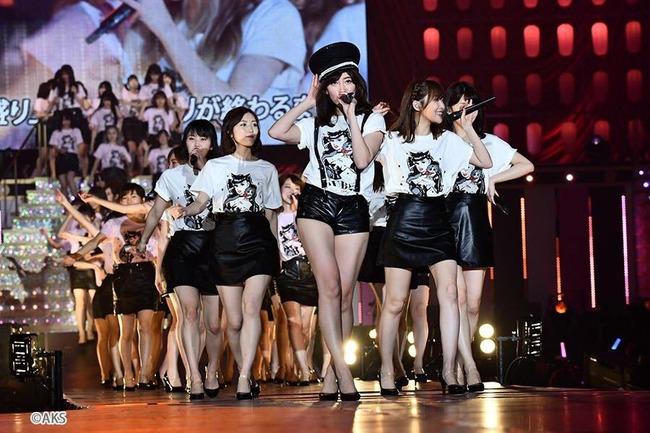 【AKB48】小嶋陽菜「どう撮ったらこんなみんなが脚の短い写真が撮れるの