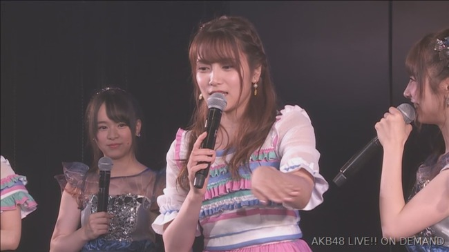 【AKB48】入山杏奈(21歳)「私が言うことじゃないけど10代のうちにがむしゃら感を出した方がいい」【あんにん】