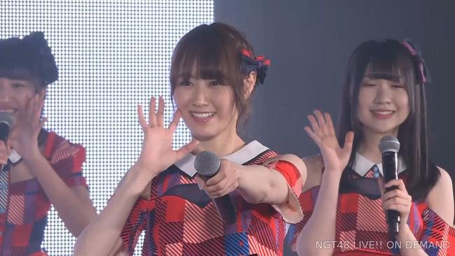 【超朗報】NGT48さん、完全に許される?【NGT千秋楽公演】