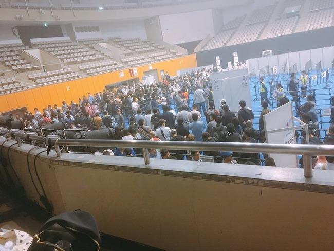 【AKB48】柏木由紀が握手会スタッフに激怒「もう!本当にいいからやめて!」【NGT48ゆきりん】