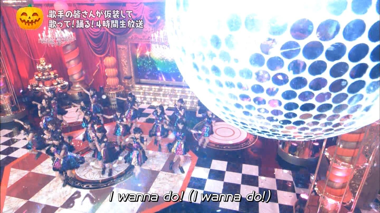 【TBSハロウィン音楽祭2016】「HKT48が「最高かよ」を披露!」の感想まとめ(キャプチャ画像あり)