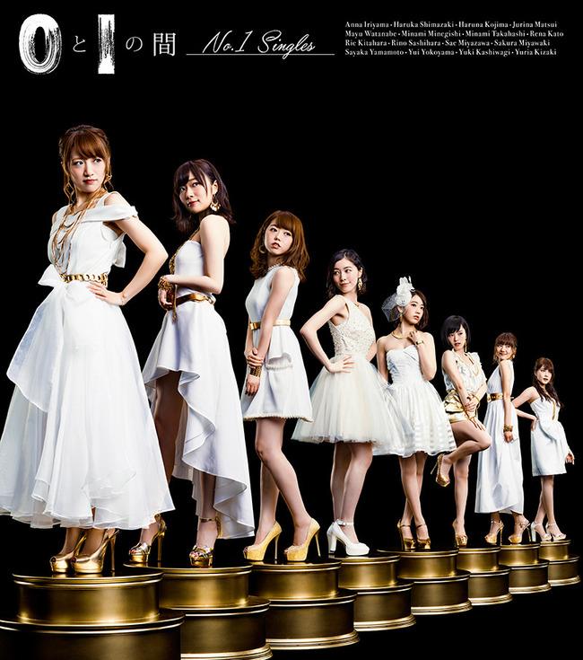 朗報】AKB48 7thアルバム「0と1 ... : 1年カレンダー : カレンダー