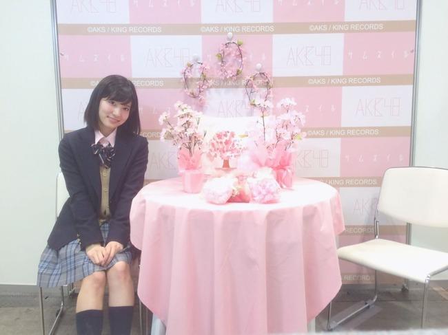 【AKB48選抜総選挙】谷口めぐ「今年はアンダーガールズ以上に入りたい」【おめぐ】