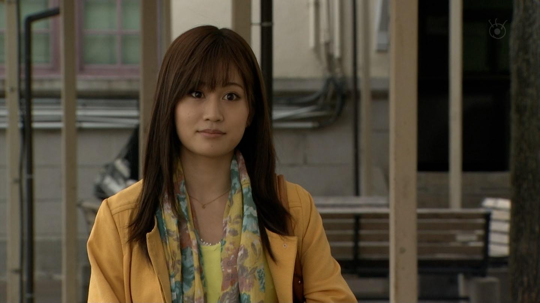 ドラマ幽かな彼女の前田敦子
