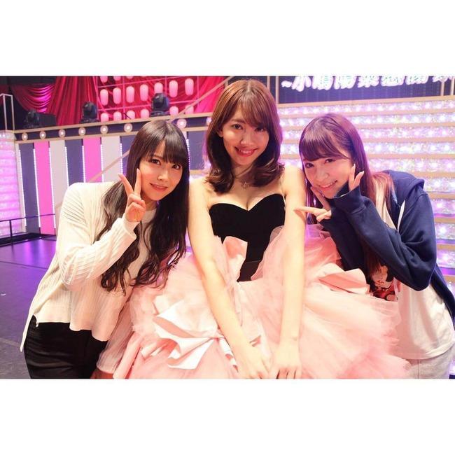 【AKB48/NMB48】吉田朱里「小嶋陽菜さんのように私もこの世界に、吉田朱里っていうブランドを持てるようになりたい」【こじはる/アカリン】