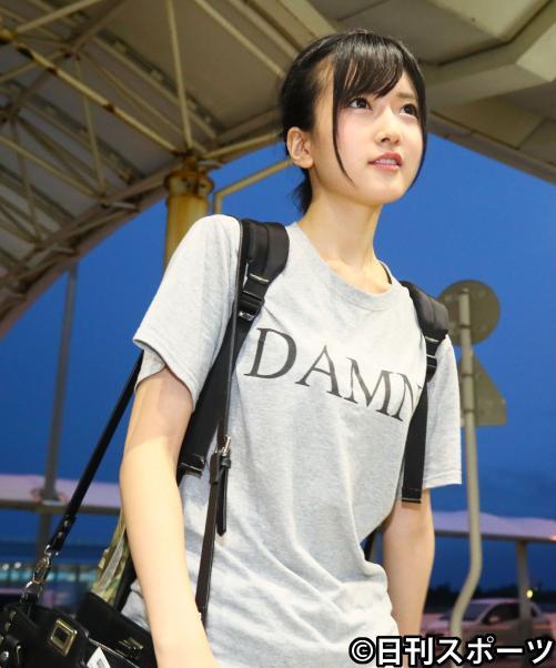 【速報】NMB48須藤凜々花着用の「DAMN」Tシャツが話題沸騰で売り切れ中wwwwww【りりぽん】