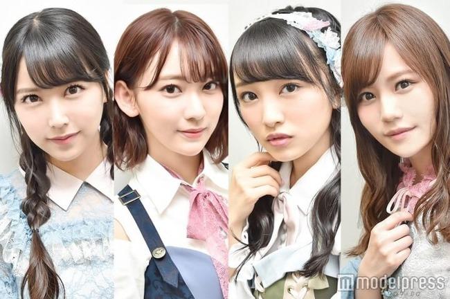 """【速報】モデルプレスが推したい""""モデルプレス選抜20人""""を発表!【AKB48/SKE48/NMB48/HKT48/NGT48/STU48/チーム8】"""