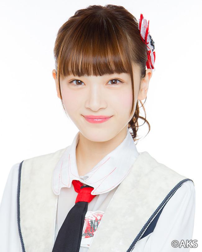 2019年NGT48プロフィール_太野彩香