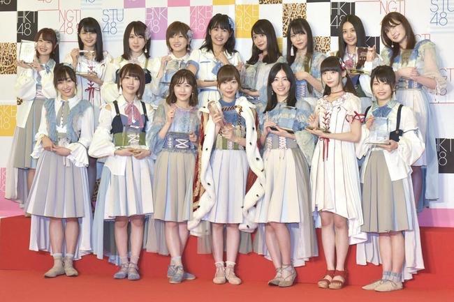 渡辺麻友がやめたAKB48、松井珠理奈がやめたSKE48、山本彩がやめたNMB48、指原莉乃がやめたHKT48、一番ヤバいのはどれ?