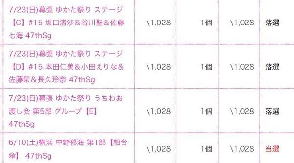 【AKB48】シュートサインの再販受付 、規定数に達したため3次受付はなし【SKE48/NMB48/HKT48/NGT48/チーム8】