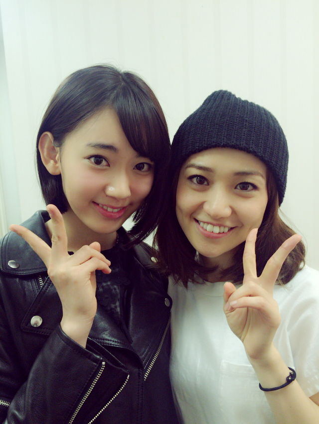 【AKB48/HKT48】大島優子・宮脇咲良のツーショットキタ━━━━━━(゚∀゚)━━━━━━ !!!!!【さくらたんの私服がハードな件】