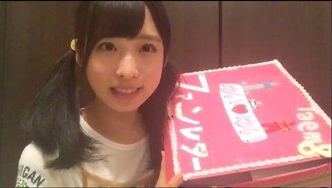 【AKB48】チーム8小栗有以ちゃん、お手製のファンレターBOXがカワイイぃぃ!3年間でパンパンになる【ゆいゆい】