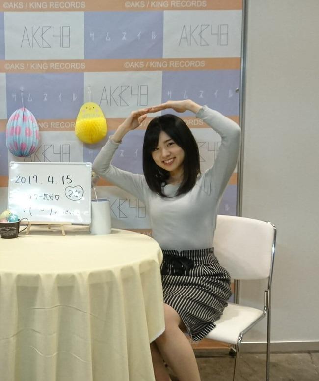 岩立沙穂「握手券完売したけど投票券転売したと報告しに来るファンがいるし心配」【AKB48選抜総選挙】