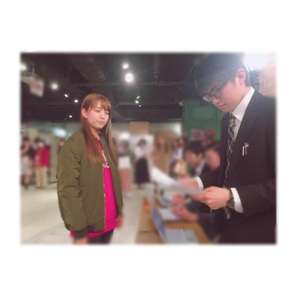 加藤玲奈「今年ももちろん目指すは選抜入り。」【AKB4849thシングル選抜総選挙/2017年第9回AKB48選抜総選挙】