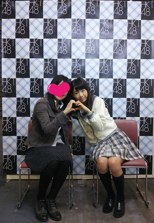 aa (1) HKT48の写メ会が楽しそうな件|大島涼花と村山彩希。凡なヲタクのゆる~いブログ。