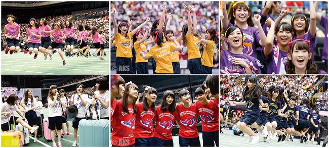 【AKB48G】そろそろ第3回48グループ大運動会やりたいよな?【AKB48/SKE48/NMB48/HKT48/NGT48/STU48/チーム8】