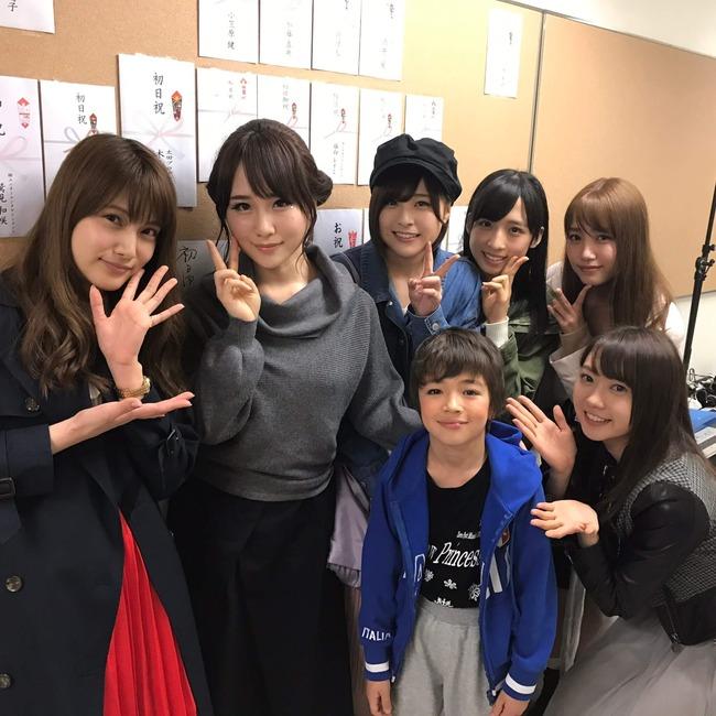 【AKB48】チーム8小栗有以と佐藤栞が高橋朱里のミュージカルと3期生公演を観に行く!【ゆいゆい/しおりん】