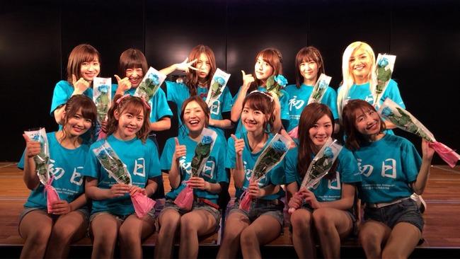 AKB48劇場で『3期生10周年公演』が開催!セットリストまとめ&感想!最高の公演だったな