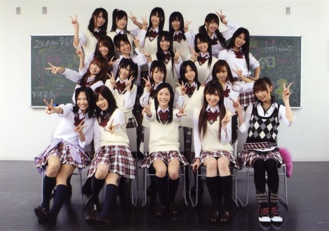【AKB48】大声ダイヤモンドの選抜メンバーが凄い!!!