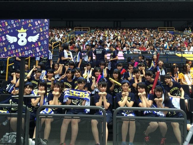 【AKB48】チーム8の3周年公演でありそうな発表