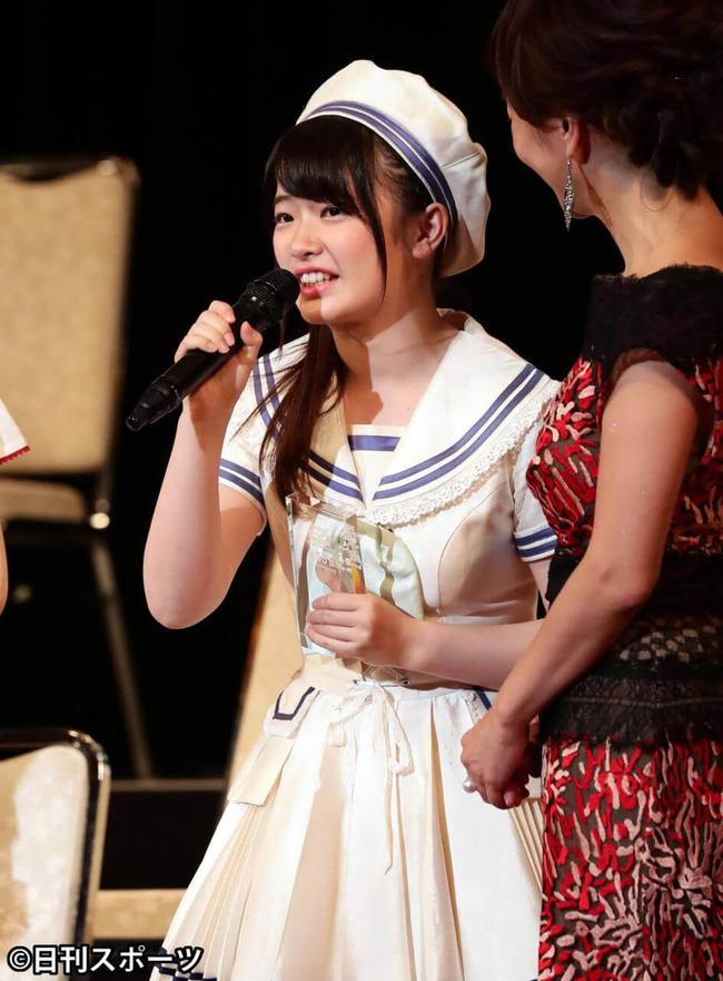 加入一年未満で総選挙55位、驚異の超新星「武藤小麟」について無関心すぎじゃね??【AKB4849thシングル選抜総選挙/2017年第9回AKB48選抜総選挙】
