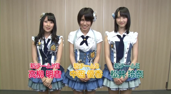「SKE48 新チーム公演 セレクション投票」開催のお知らせ   YouTube