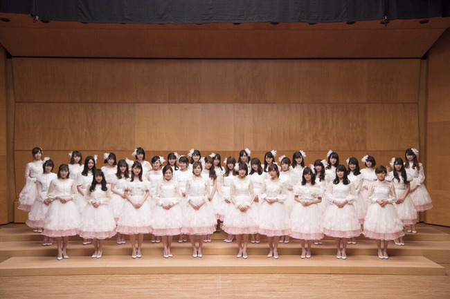 AKB48グループ最新序列キタ━━━━(゚∀゚)━━━━!!【AKB48/SKE48/NMB48/HKT48/NGT48/チーム8】
