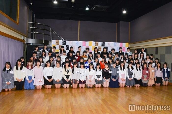 【第3回AKB48グループドラフト会議】第1希望AKB19人 NMB18人 NGT14人 SKE7人 HKT6人 STU4人