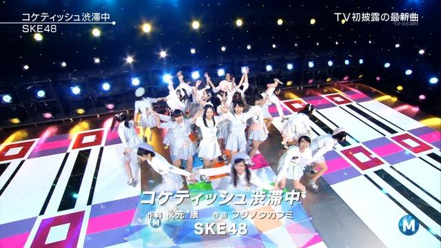 ステ実況スレ「SKE48が17th ...