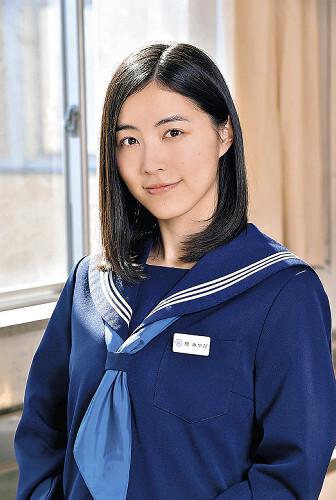 セーラー服の松井珠理奈