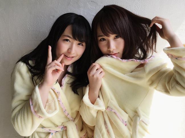 【AKB48】高橋朱里と川本紗矢の二人でグラビア撮影!史上最強タッグの予感【さやや】