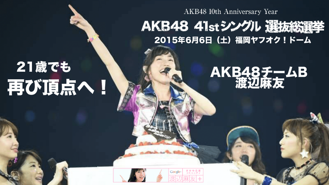 MayuWatanabe1stfor2015