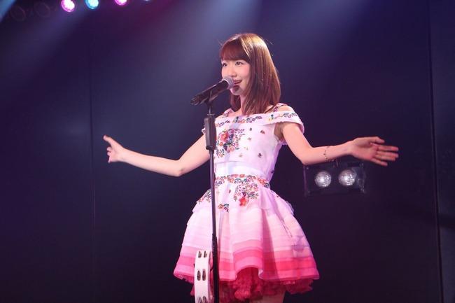 柏木由紀「沖縄で行われる総選挙の前のライブも出演はありませんー!」【AKB4849tングル選抜総選挙/2017年第9回AKB48選抜総選挙】