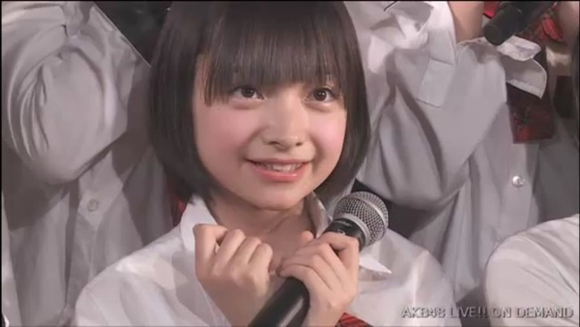【AKB48】AKB期待の新星、梅本和泉(18才)がカワイイ!