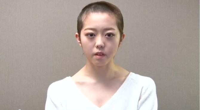 AKB48 峯岸みなみからのメッセージ   AKB48 公式    YouTube