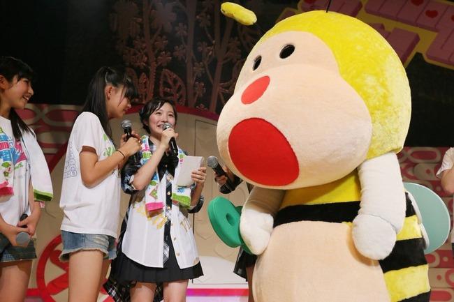 【AKB48】エイトくん、羨ましい………【チーム8】