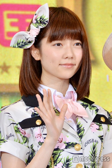 AKB48島崎遥香、\u201c塩対応\u201d脱却を宣言も\u2026 http//mdpr.jp/news/detail/1251095