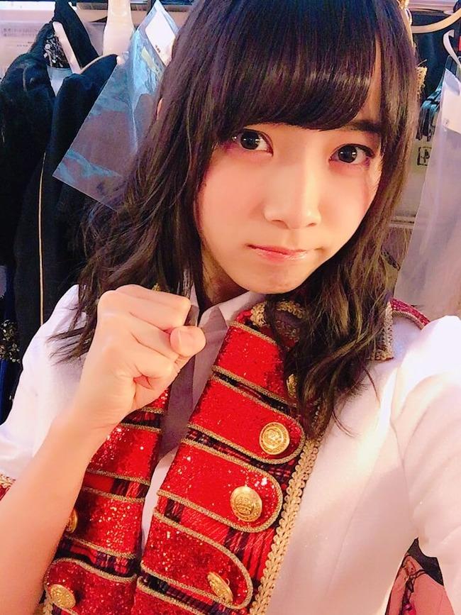後藤萌咲「アンダーガールズを目標に頑張ります」【AKB4849thシングル選抜総選挙/2017年第9回AKB48選抜総選挙】