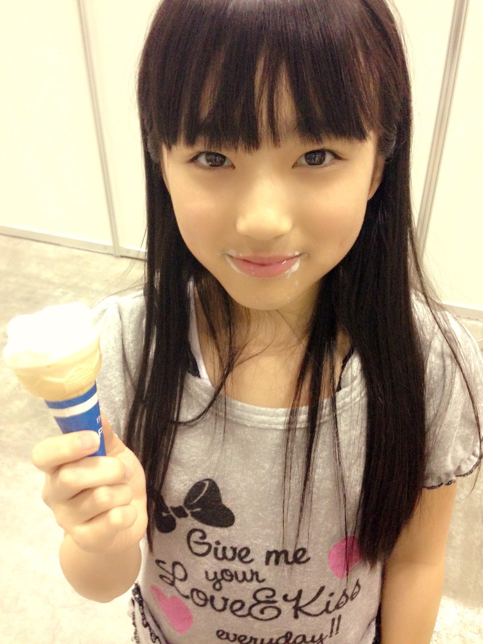 ジュニアアイドル 顔 【HKT48】なこちゃんは顔は大人だな【矢吹奈子】