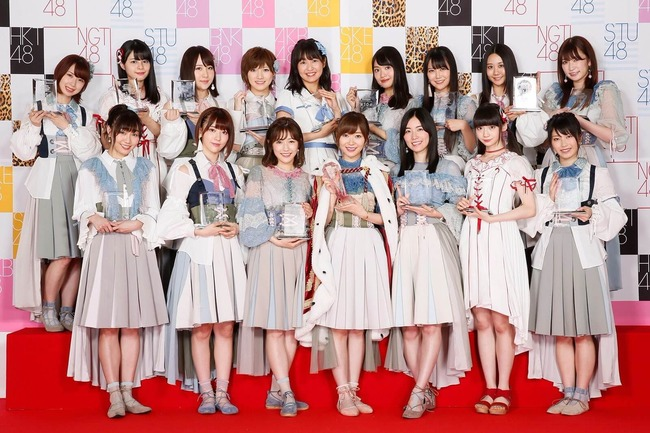 よく実人気、実人気と言うけど、実人気って何かね?【AKB48/SKE48/NMB48/HKT48/NGT48/STU48/チーム8】