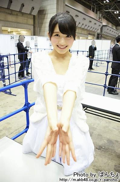 握手会の大和田南那