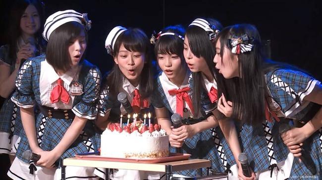 【AKB48】チーム8の劇場公演がまた生誕祭まつりになる予感・・・