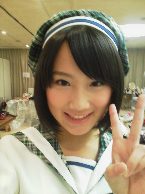 NMB48二期生 城恵理子です