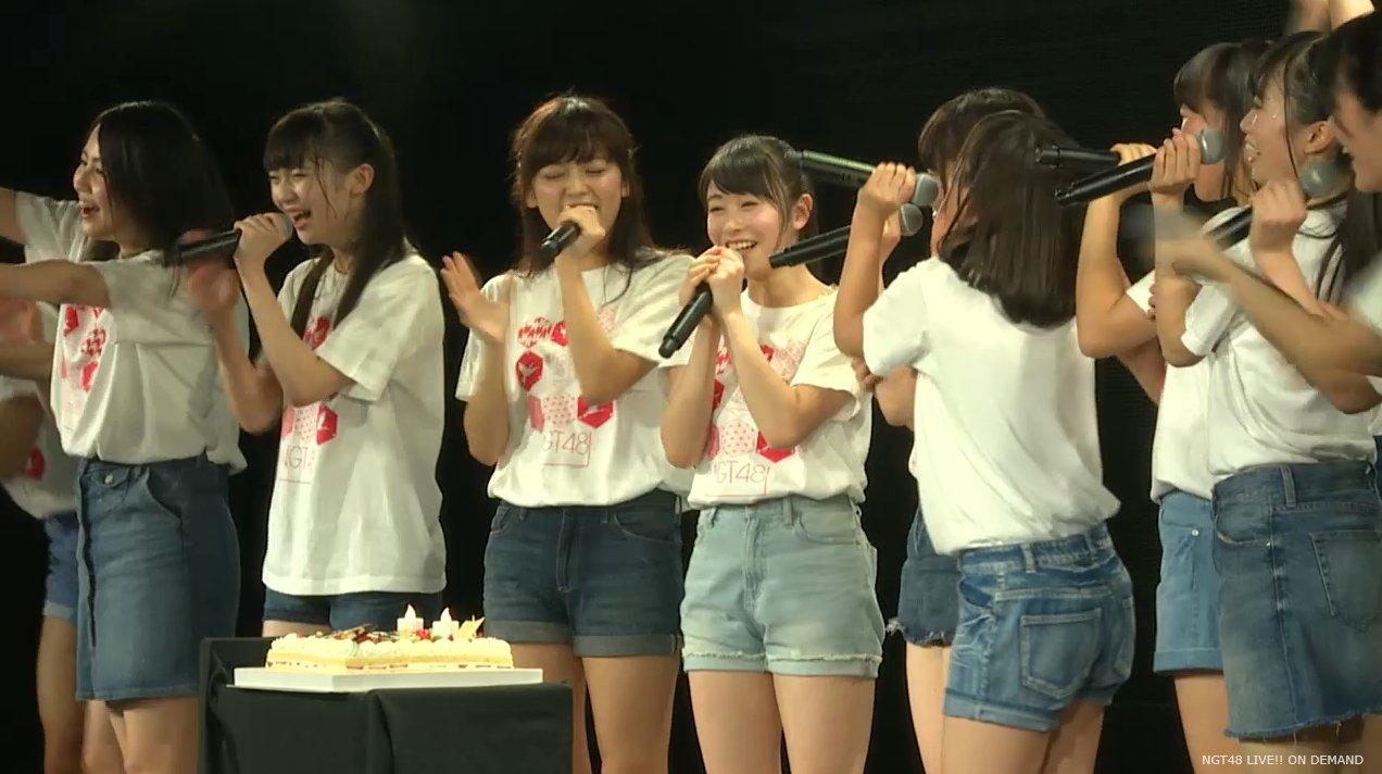 NGT48劇場で初めての生誕祭開催【加藤美南生誕祭】 - AKB48まとめんばー