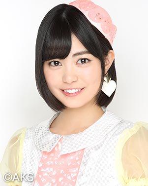 2015年AKB48プロフィール_前田亜美